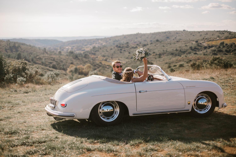 Huwelijk in het zuiden van Frankrijk