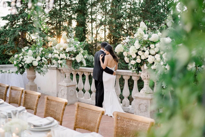 trouwen in je eigen tuin