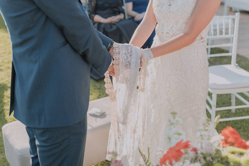symbolische huwelijksceremonie