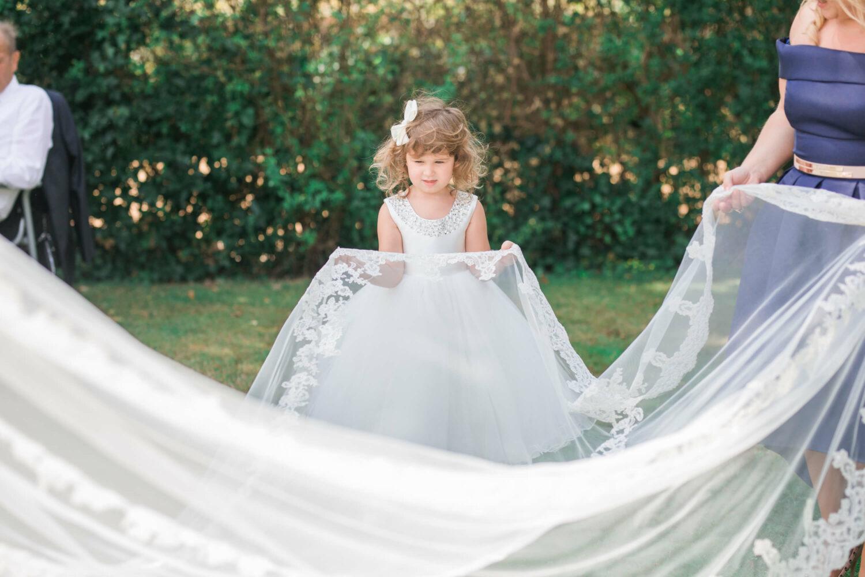 kinderen betrekken bij de huwelijksceremonie