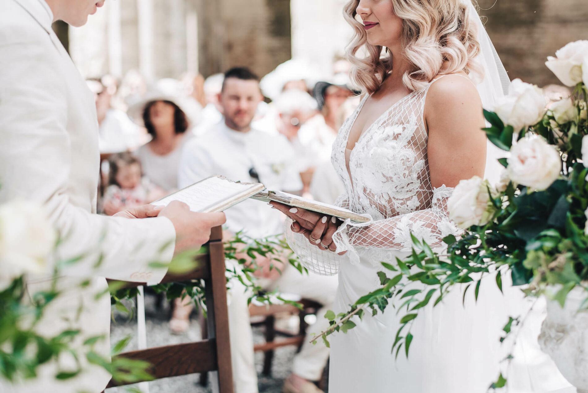 ceremonieboekje voor je kerkelijk huwelijk