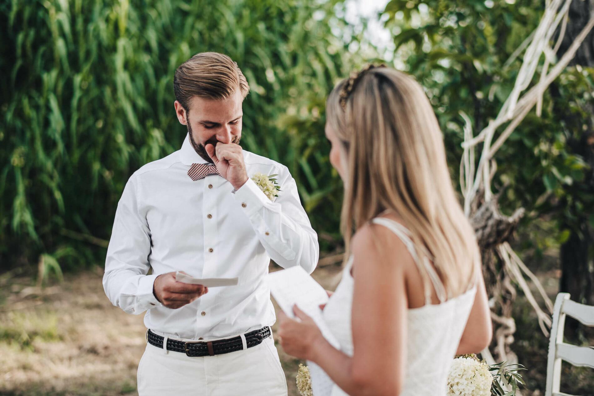 persoonlijke trouwgelofte