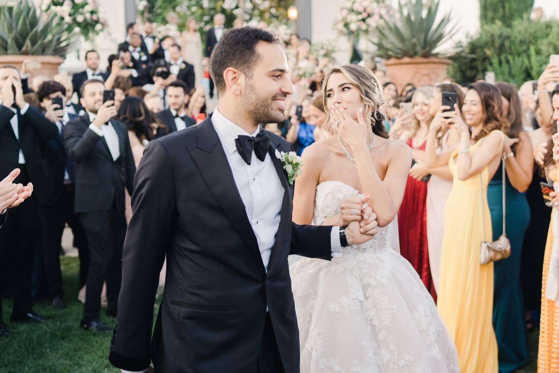social media etiquette op een bruiloft